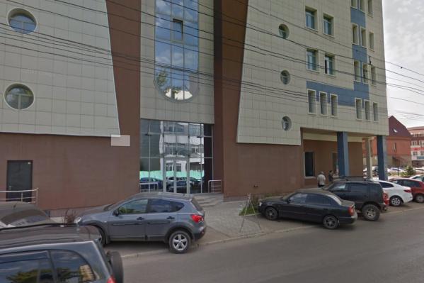 В здании СОЖФИ силовики несколько раз проводили выемки документов