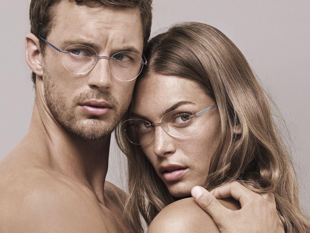 Жители Екатеринбурга могут заказать красивые безободковые невесомые оправы для коррекции зрения практически любой сложности