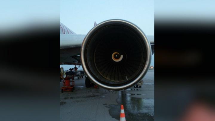 Сработал датчик: в уфимском аэропорту экстренно сел самолет из Анталии