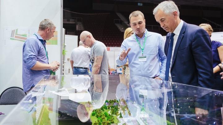Генплан, экология и комфортная городская среда: в Челябинске пройдет форум-выставка «Строительство»