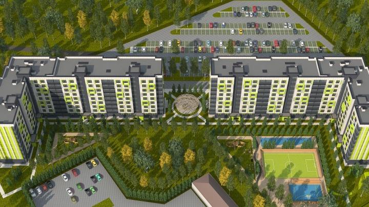 «Уралкалий» начал строительство второй очереди жилых домов для сотрудников в Березниках