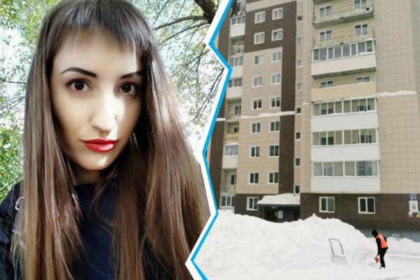 Трагедия произошла в многоэтажном доме на улице Мясниковой