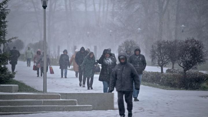 Погода пошла в отрыв: в ближайшие сутки в Башкирии поднимется шквал