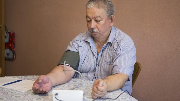 Сердечник, приём: за здоровьем южноуральских гипертоников начали следить в режиме онлайн