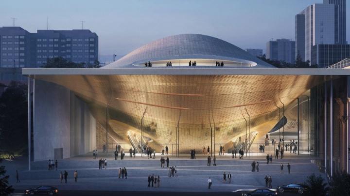 В Екатеринбурге создали специальный центр, чтобы ускорить строительство нового зала филармонии