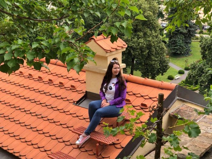 Марина Гусева живет в Чехии уже 3 года