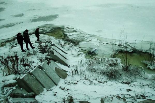 Погибший находился на расстоянии 3-х метров от берега
