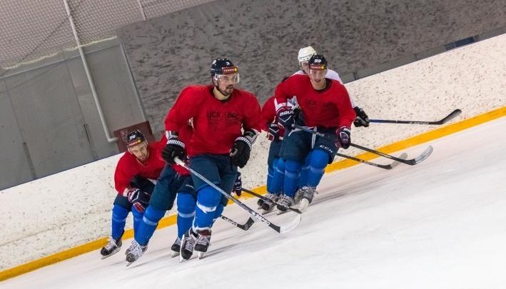 Хоккеисты ЦСК ВВС ушли в новогодний отпуск с выплаченной зарплатой