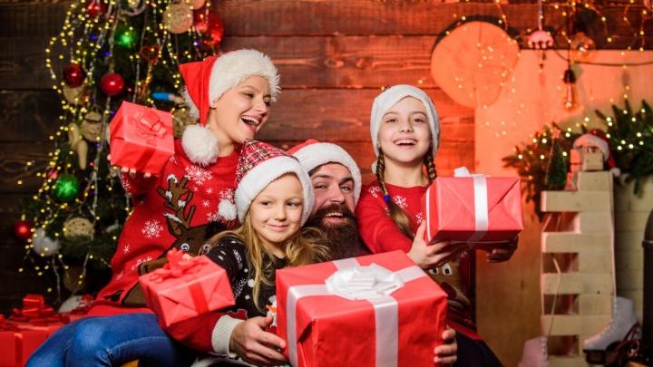 Для тех, кому некогда: составили семь экспресс-задумок новогодних подарков