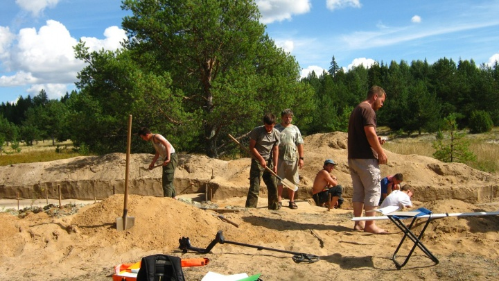 На Дону начались раскопки захоронения, сделанного за тысячу лет до египетских пирамид