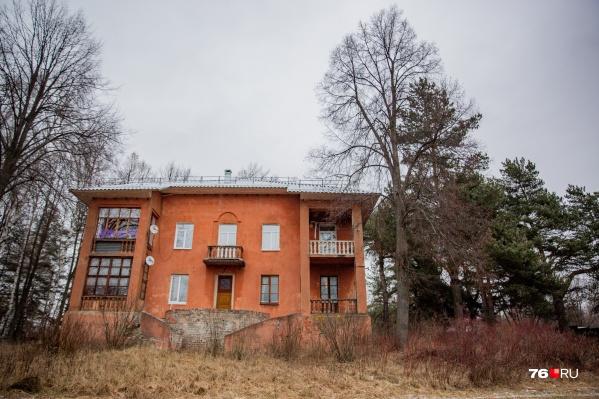Дома построены в 30-х годах