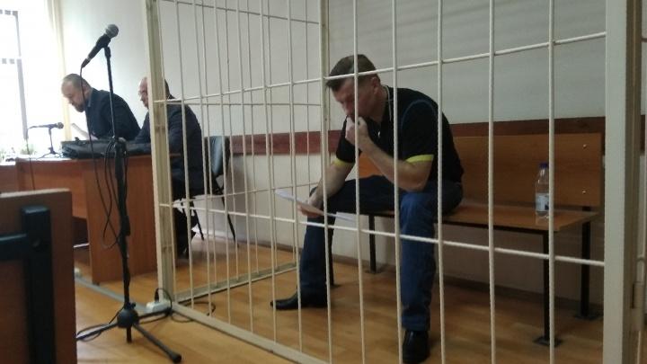 «Крышевал охранные предприятия»: областной суд отказался выпускать Сазонова из СИЗО