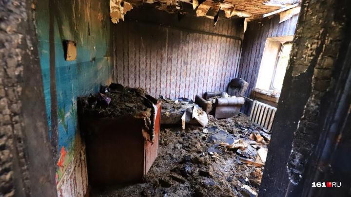 Сжег троих: житель Ростовской области пойдет под суд за убийство двух детей и беременной девушки