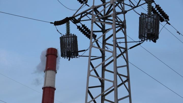 Авария на электросетях: под Уфой тысяча человек целый день сидят в холодных домах
