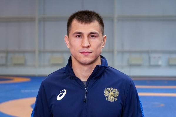 Роман Власов стал капитаном сборной России на чемпионате мира