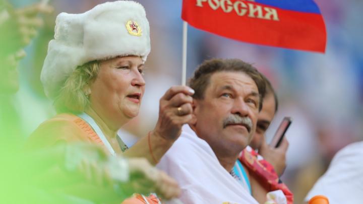 «Это вам не арабы!»: как Уфа болеет за Россию