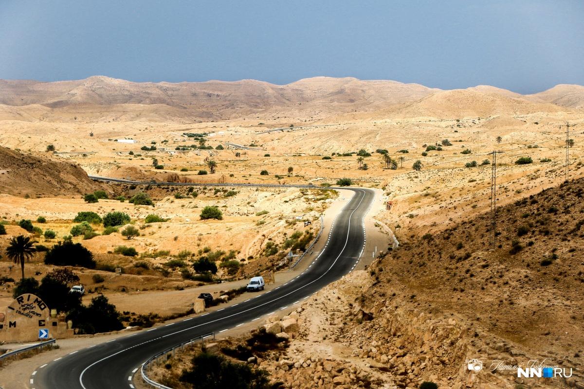 Инопланетные пейзажи Туниса вдохновили Джорджа Лукаса и Наталью Бурухину