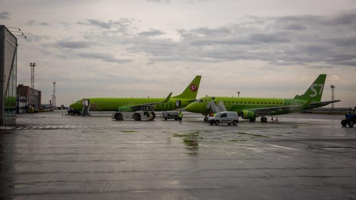 Дешёвые полёты между Новосибирском и Томском начнутся в июне