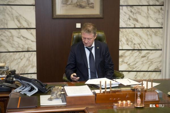 Андрей Козицын и УГМК уже в буквальном смысле каждый день меняют жизнь в Екатеринбурге и его городе-спутнике