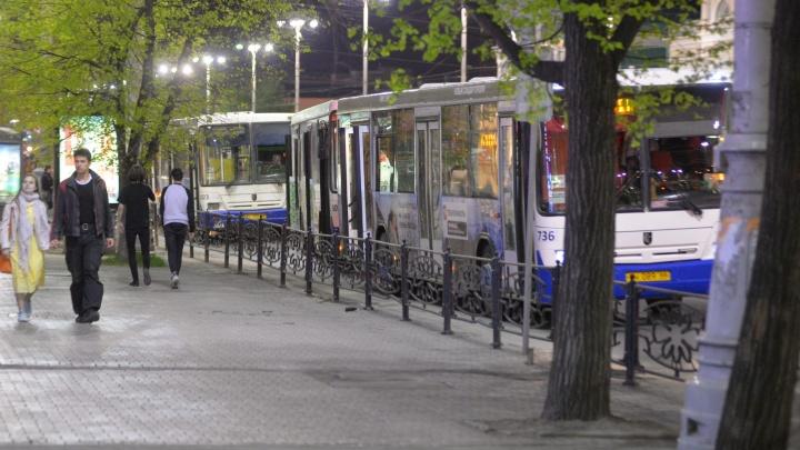 На чём уехать после «Ночи музеев»: публикуем график движения трамваев и автобусов