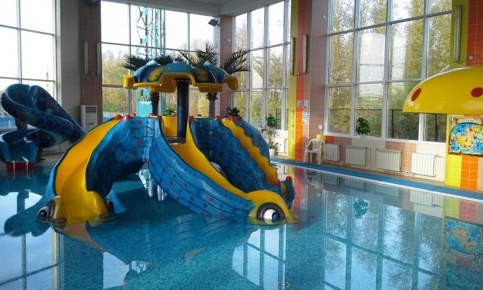 Повышение температуры до +30 градусов в эти выходные обещает детский аквапарк