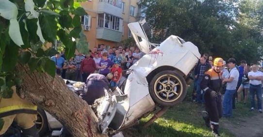 «Парень любил скорость»: подробности смертельной аварии на Чайковского