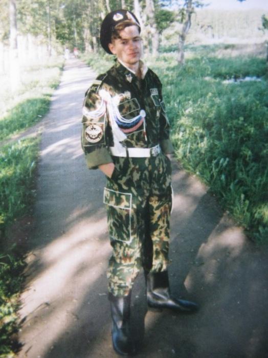 Московская область, 1998 год, 51 ЦУС ВС РФ, в/ч 56142