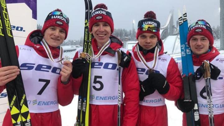 Лыжник из Новосибирска выступит на Всемирной зимней универсиаде