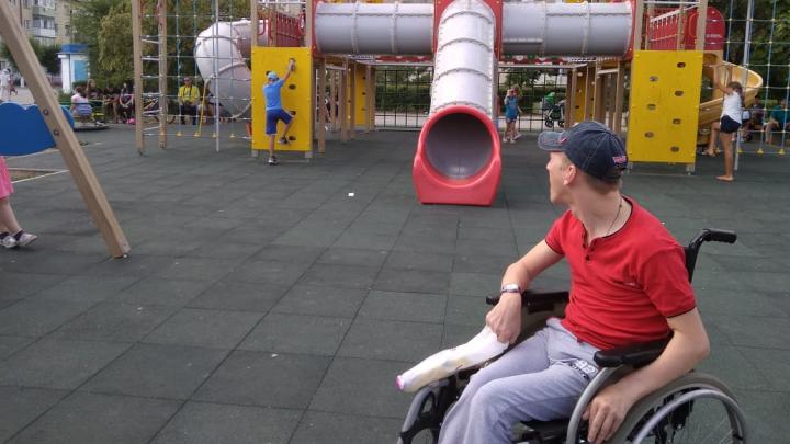 «К наказам правительства наши власти вяжут якоря»: инвалиды Камышина заявили о дискриминации