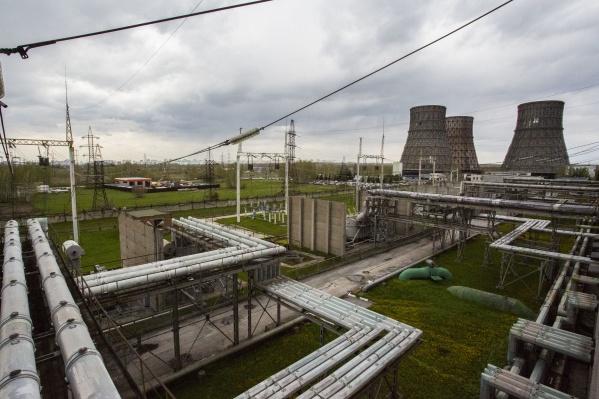 Три городских ТЭЦ уже работают в нормальном режиме