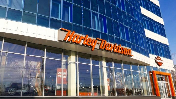«Harley-Davidson Новосибирск»с размахом отпразднует день своего рождения