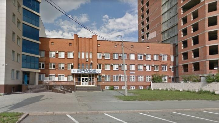 У центральной стоматологии в Челябинске к саммитам-2020 построят гостиницу с президентским номером