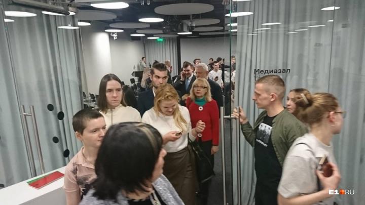 Свердловское ЛГБТ-сообщество нашло «телефонного террориста», «заминировавшего» Ельцин-центр