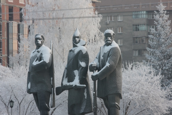 К концу февраля в Новосибирскую область придут 30-градусные морозы