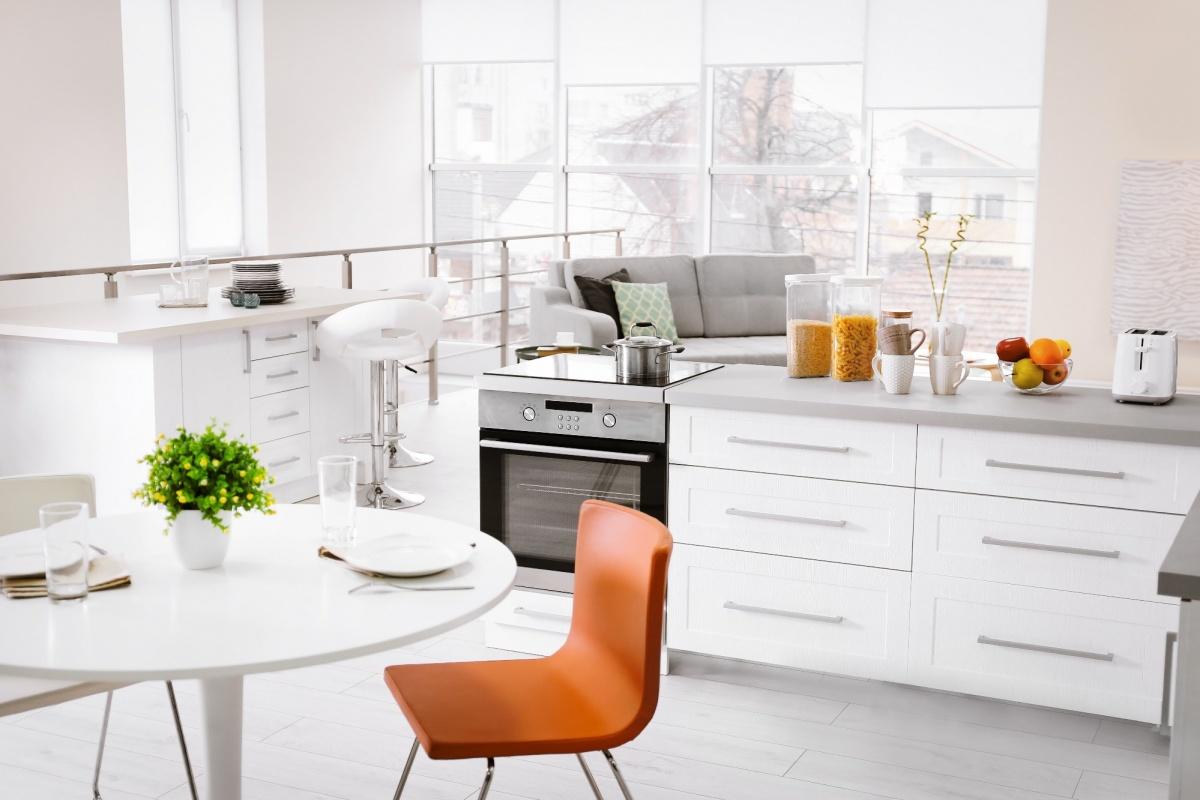 Три идеальных стиля для оформления квартиры-студии