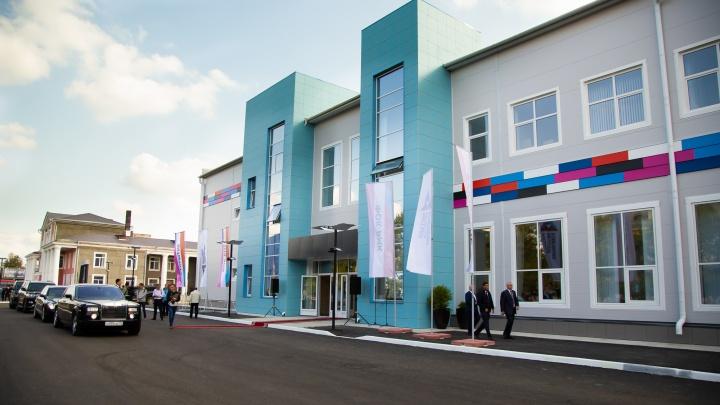 «Amazing!»: Майк Тайсон и Костя Цзю открыли физкультурно-оздоровительный комплекс РМК в Коркино