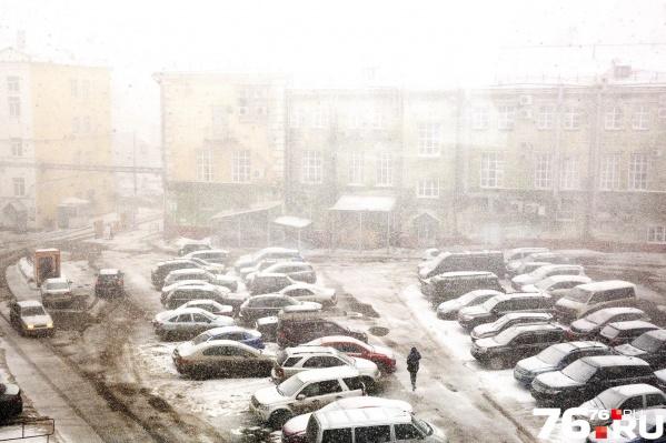 В прогнозах синоптиков значится, что зима будет относительно тёплой