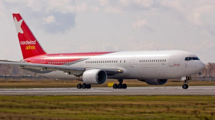 Рейс из Турции в Новосибирск задержался на сутки