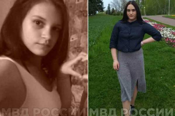 Ангелина Резяпова (слева) и Елизавета Баженова