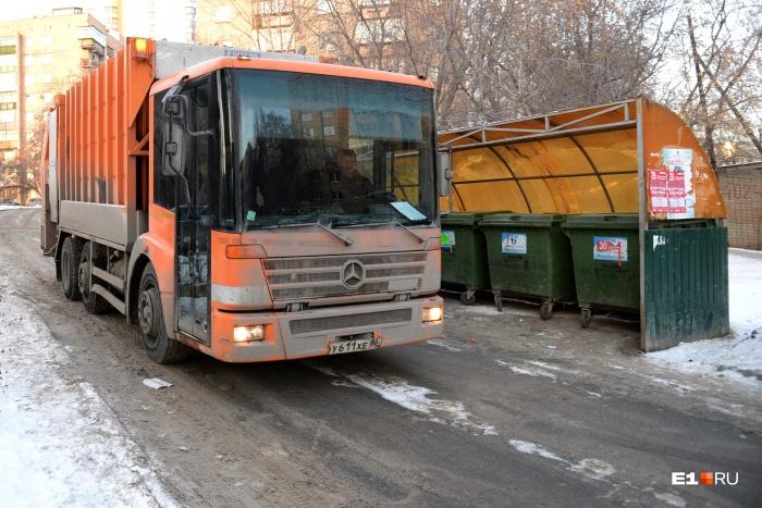 Сортировать мусор в ближайшее время не придётся