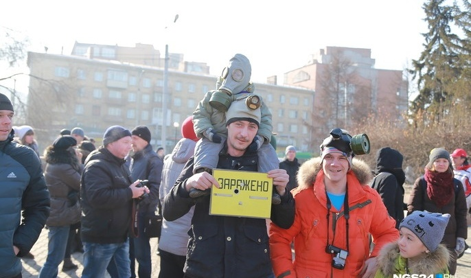 Чиновники отказались выделять Красную площадь под митинг «За чистое небо»