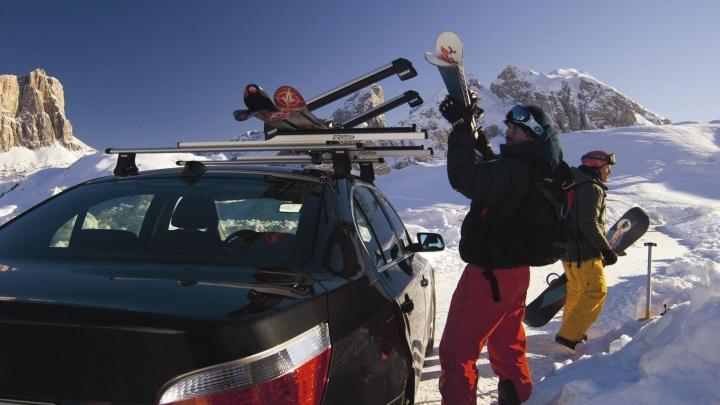 Водителям дали советы, как подготовить автомобиль к активному зимнему отдыху