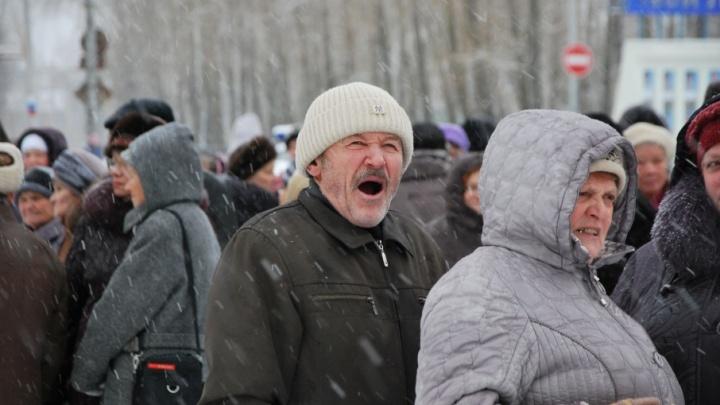 «Все закончится политическим кризисом»: вельчане выйдут на митинг в защиту главы города