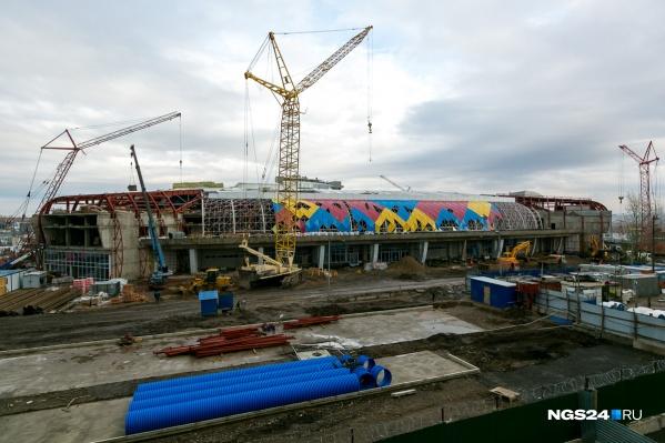 Виадук возле арены «Кристалл» обойдётся в 87 миллионов