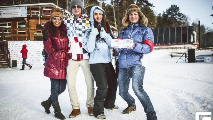 «Кулига Парк» приглашает на открытие зимнего сезона