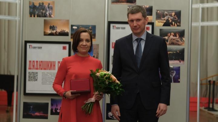 Солистка Пермского театра оперы и балета Надежда Павлова стала заслуженной артисткой России