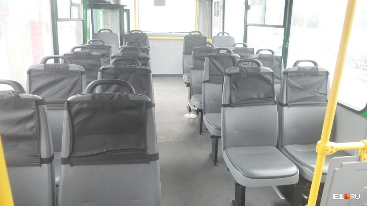 В транспортной компании уверяют, что проблемы на маршруте №53 возникли из-за небольшого количества пассажиров. Перевозчик стал нести миллионные убытки