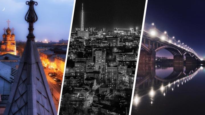 Десятка лучших майских снимков от нижегородских фотографов