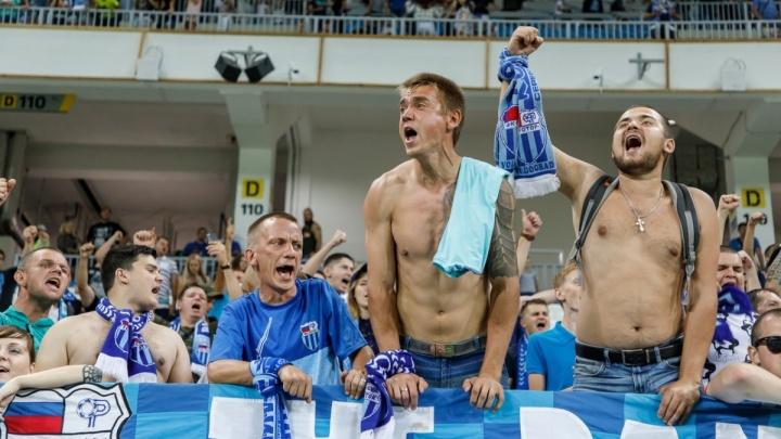 На матч «Ротора» с «Зенитом-2» на «Волгоград Арене» продано 15 тысяч билетов