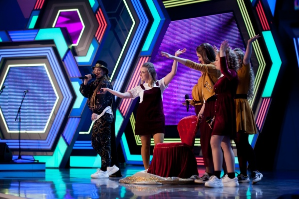 Женская сборная НГУ в эфире Первого канала